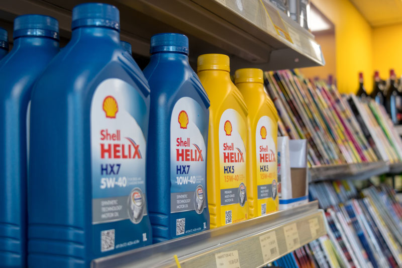 Shop - Shell Brunner - Waldshut-Tiengen