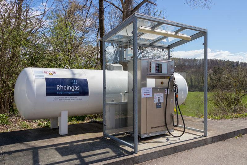 Autogas - Shell Brunner - Waldshut-Tiengen