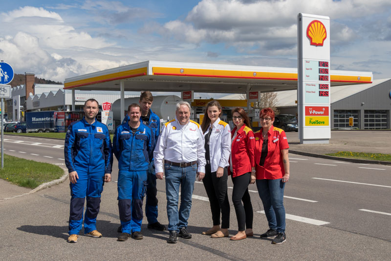 Team - Shell Brunner - Waldshut-Tiengen