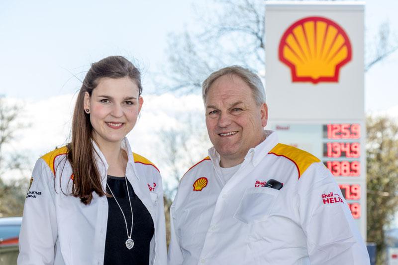 Geschäftsführung - Shell Brunner - Waldshut-Tiengen