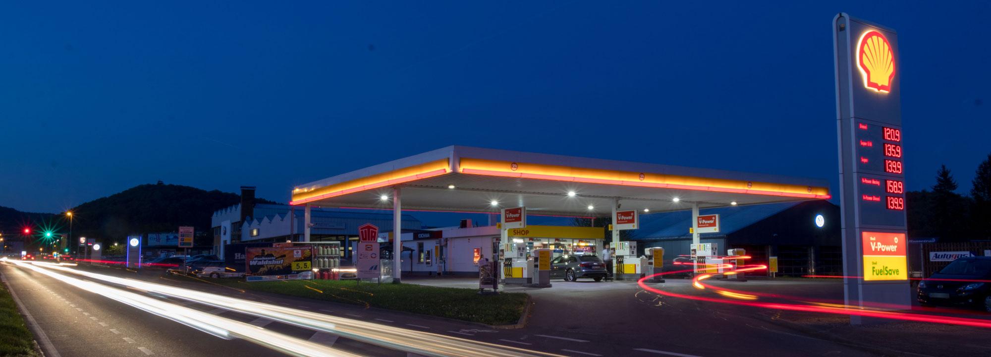 Tankstelle - Shell Brunner - Waldshut-Tiengen
